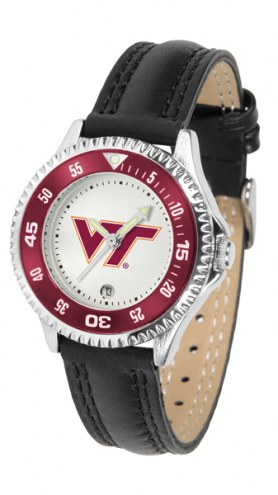 Virginia Tech Hokies Competitor Women's Watch