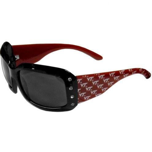Virginia Tech Hokies Designer Women's Sunglasses