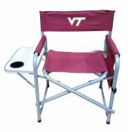 Virginia Tech Hokies Director's Chair