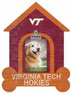 Virginia Tech Hokies Dog Bone House Clip Frame