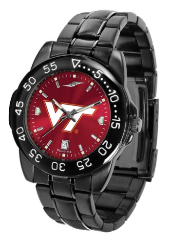 Virginia Tech Hokies Fantom Sport AnoChrome Men's Watch