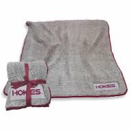 Virginia Tech Hokies Frosty Fleece Blanket