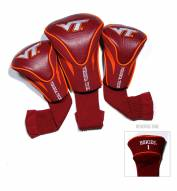 Virginia Tech Hokies Golf Headcovers - 3 Pack