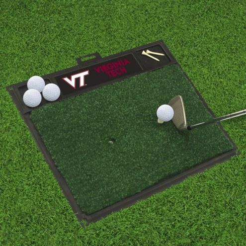 Virginia Tech Hokies Golf Hitting Mat