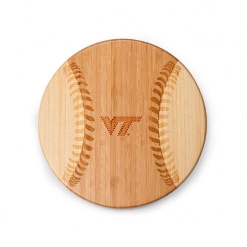 Virginia Tech Hokies Homerun Cutting Board