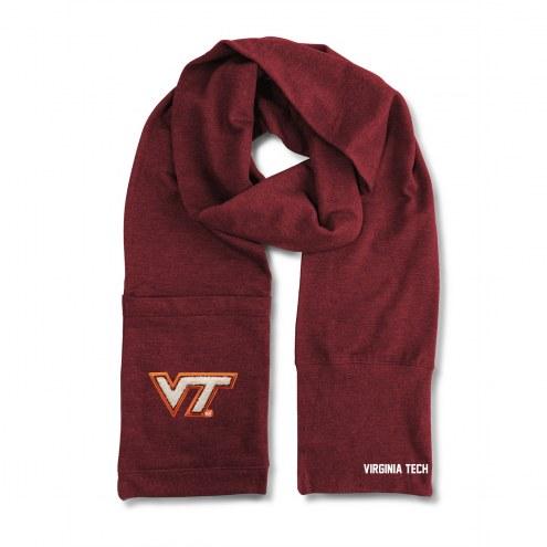Virginia Tech Hokies Jimmy Bean 4-in-1 Scarf