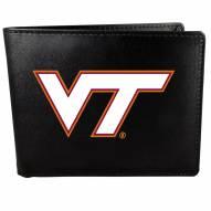 Virginia Tech Hokies Large Logo Bi-fold Wallet