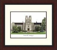 Virginia Tech Hokies Legacy Alumnus Framed Lithograph