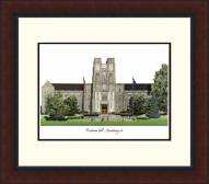 Virginia Tech Hokies Legacy Alumnus Framed Lithograph