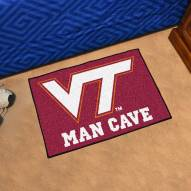 Virginia Tech Hokies Man Cave Starter Mat