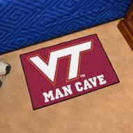 Virginia Tech Hokies Man Cave Starter Mat