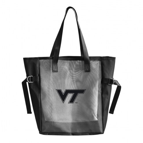 Virginia Tech Hokies Mesh Tailgate Tote