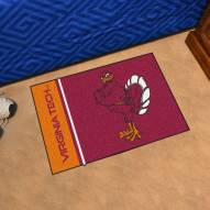 Virginia Tech Hokies NCAA Starter Rug