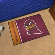 Virginia Tech Hokies NCAA Starter Rug