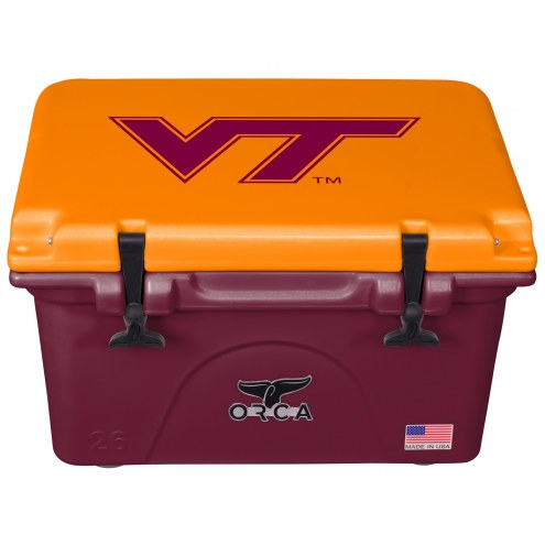 Virginia Tech Hokies ORCA 26 Quart Cooler