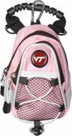 Virginia Tech Hokies Pink Mini Day Pack