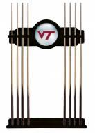 Virginia Tech Hokies Pool Cue Rack