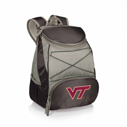 Virginia Tech Hokies PTX Backpack Cooler