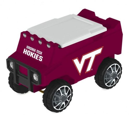 Virginia Tech Hokies Remote Control Rover Cooler