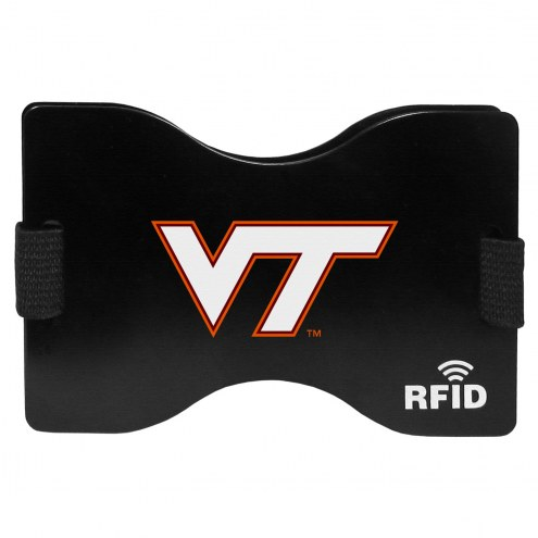 Virginia Tech Hokies RFID Wallet