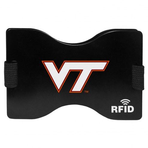 Virginia Tech Hokies RFID Wallet