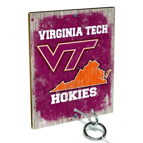 Virginia Tech Hokies Ring Toss Game