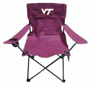 Virginia Tech Hokies Rivalry Folding Chair