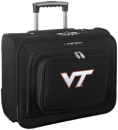 Virginia Tech Hokies Rolling Laptop Overnighter Bag
