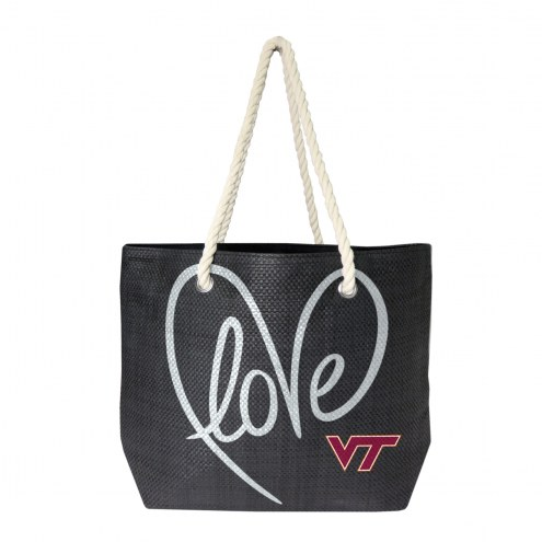 Virginia Tech Hokies Rope Tote