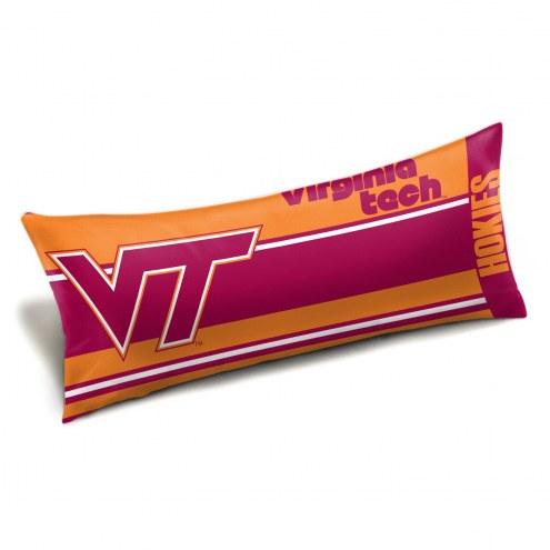 Virginia Tech Hokies Body Pillow