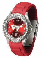 Virginia Tech Hokies Sparkle Women's Watch