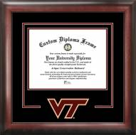 Virginia Tech Hokies Spirit Diploma Frame