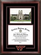 Virginia Tech Hokies Spirit Graduate Diploma Frame