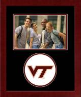 Virginia Tech Hokies Spirit Horizontal Photo Frame