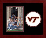 Virginia Tech Hokies Spirit Vertical Photo Frame