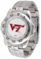 Virginia Tech Hokies Sport Steel Men's Watch