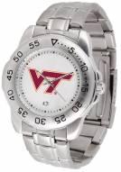 Virginia Tech Hokies Sport Steel Men's Watch