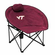 Virginia Tech Hokies Squad Chair