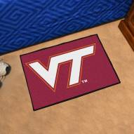 Virginia Tech Hokies Starter Rug