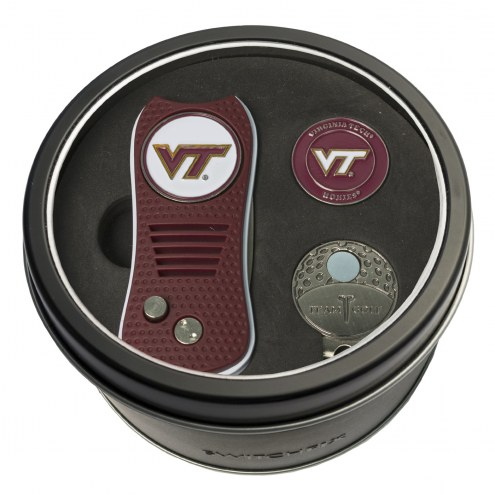 Virginia Tech Hokies Switchfix Golf Divot Tool, Hat Clip, & Ball Marker