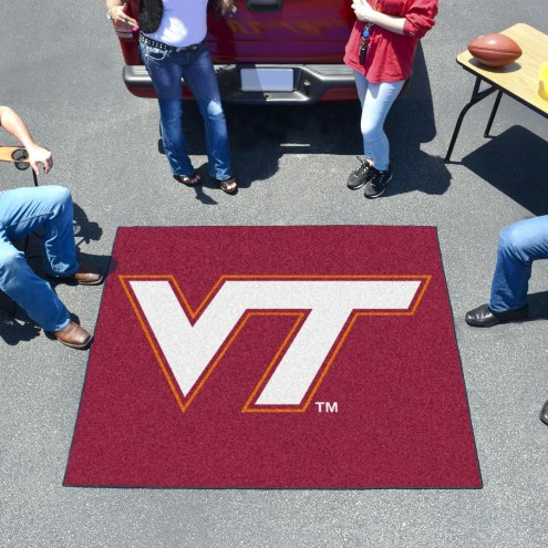 Virginia Tech Hokies Tailgate Mat