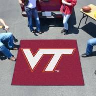 Virginia Tech Hokies Tailgate Mat