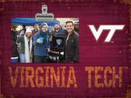 Virginia Tech Hokies Team Name Clip Frame
