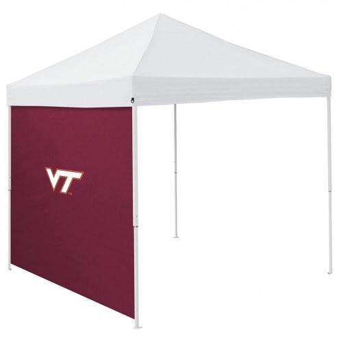 Virginia Tech Hokies Tent Side Panel
