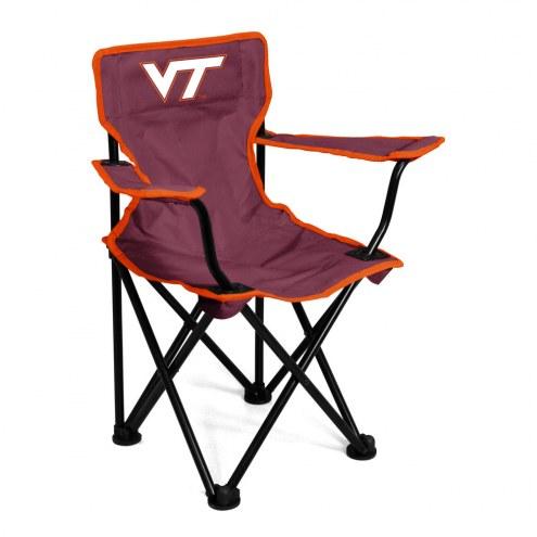 Virginia Tech Hokies Toddler Folding Chair