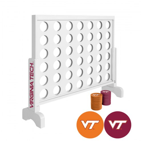 Virginia Tech Hokies Victory Connect 4