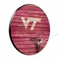 Virginia Tech Hokies Weathered Design Hook & Ring Game