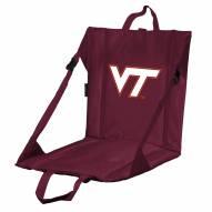 Virginia Tech Hokies Stadium Seat