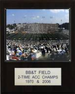 "Wake Forest Demon Deacons 12"" x 15"" BB&T Field Stadium Plaque"