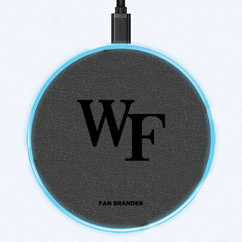 Wake Forest Demon Deacons 15W Wireless Charging Base